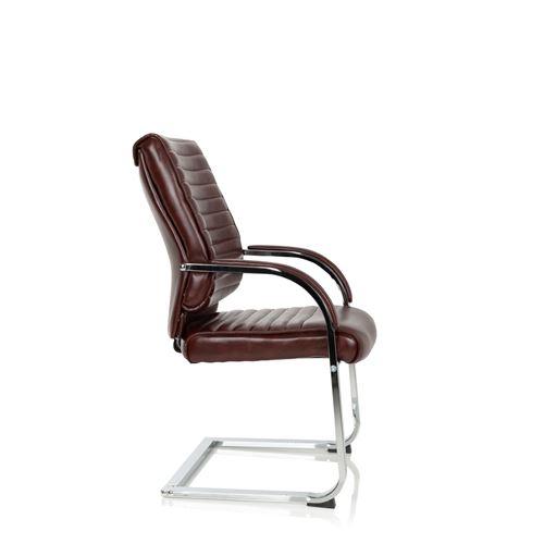 Chaise visiteur Chaise à piètement luge VISITER CL120