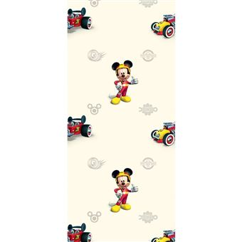 Ag Design Papier Peint Photo Disney Mikey Mouse Non Tisse