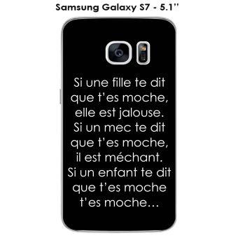 coque samsung galaxy s7 fille