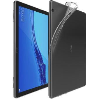 ebestStar - Coque Huawei MediaPad T5 10.1 Etui Housse Silicone Gel Anti-Choc ULTRA FINE INVISIBLE, Transparent [Dimensions PRECISES Tablette : 243 x ...