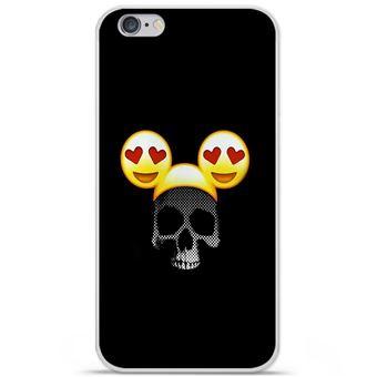 coque skull iphone 8 plus