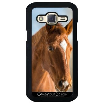 coque samsung j5 2015 cheval