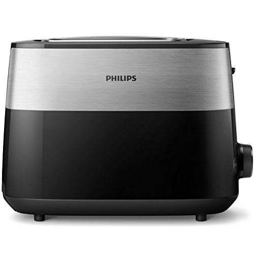 Grille pain 2 fentes ultra compact philips hd2515 90