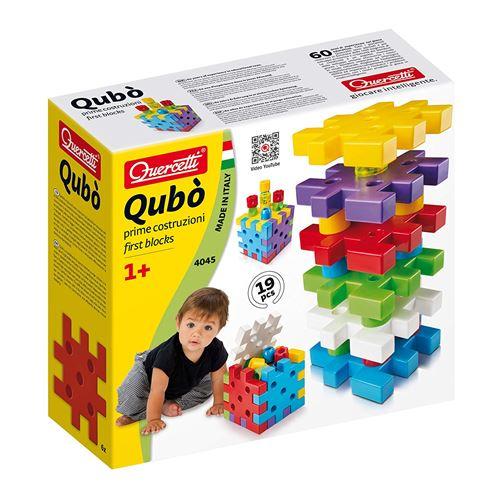 Quercetti – Prime Construction Qubo Box