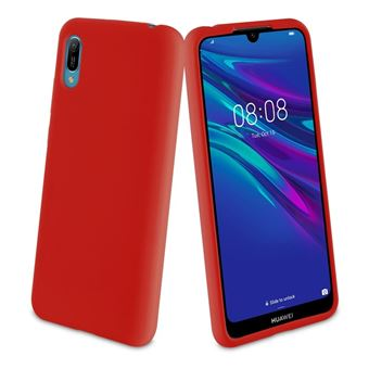 huawei y6 2019 coque rouge