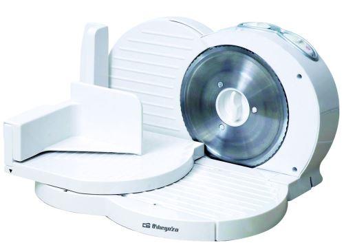 Orbegozo - 15009 - Trancheuse, 150 watts, Blanc