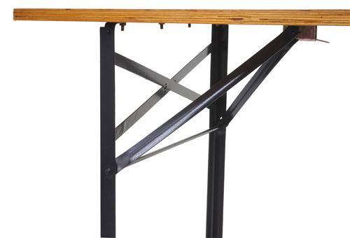 Table de jardin Bregenz pliable pour ensemble salon de ...
