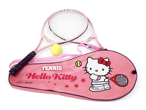 Hello Kitty – Set Tennis de aluminium (Saica Toys 6523)