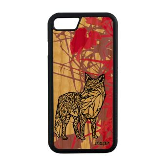 coque iphone 8 motif azteque