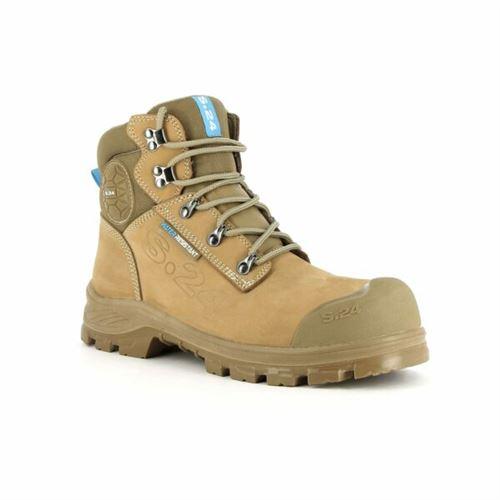 Chaussures de sécurité S24 - Cuir nubuck - Taille 42 - XPER TP