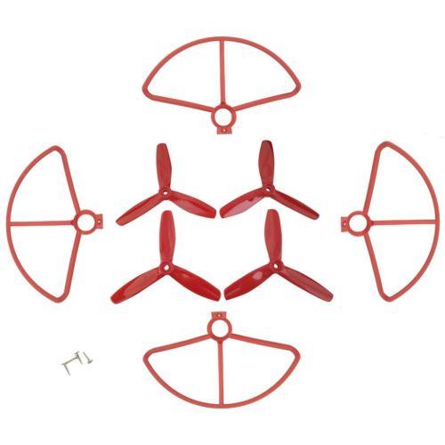 Tripale Paddle de BLLRC et Housse de protection pour MJX B5W F20 Drone