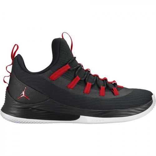check out 8f86c 07841 Chaussure de Basketball Jordan Ultra Fly low 2 low Fly Noir Rouge pour homme  Pointure - 48.5 - Chaussures et chaussons de sport - Achat   prix 8065a3 ...