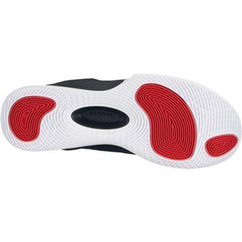 sports shoes 9261c ff58c ... Chaussure de Basketball Jordan Ultra Fly low 2 low Fly Noir Rouge pour  homme Pointure -
