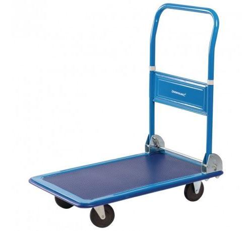 Diable Chariot Pliant en acier - Capacité 100 kg -