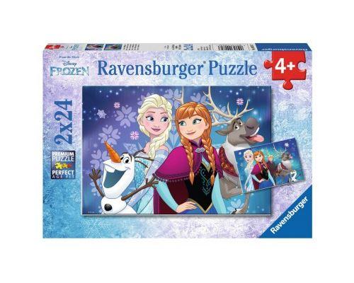 puzzle LA REINE DES NEIGES  REF 20-120 PIECES AVEC OU SANS  PRENOM