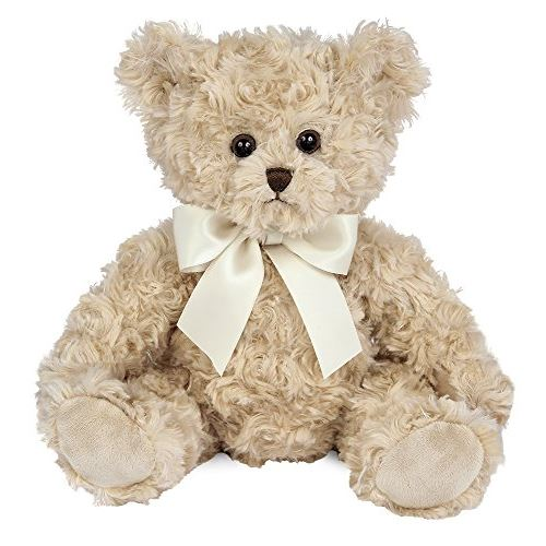 Bearington Lil Tate Plush Stuffed Animal Shaggy Teddy Bear, 12