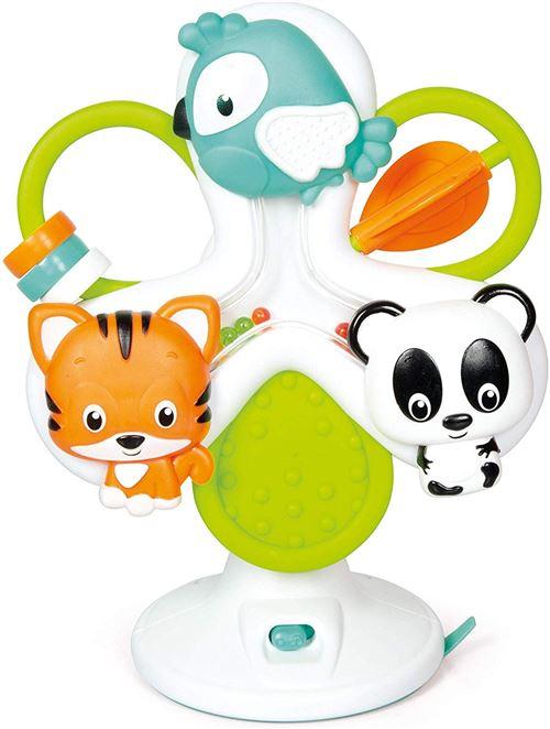 Clementoni jouet d'activité Carrousel d'animaux 20 cm