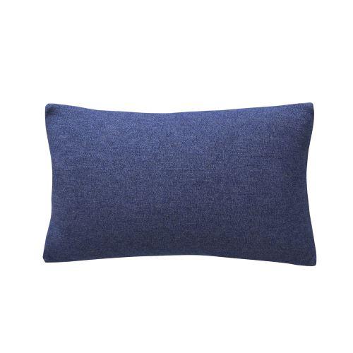 Coussin Bolene bleu 30 x 50 cm T&B Maison