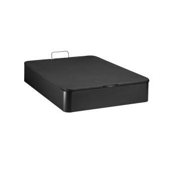 sommier lit coffre merinos in out 160x200 achat prix fnac. Black Bedroom Furniture Sets. Home Design Ideas