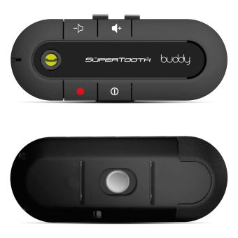 SuperTooth Kit mains-libres Auto Bluetooth SuperTooth Buddy