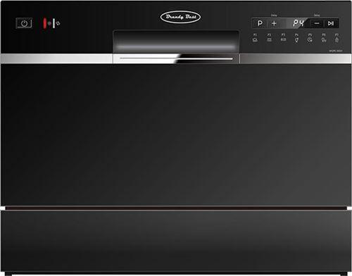 Brandy Best BLACK6D Lave-vaisselle compact 6 couverts Noir