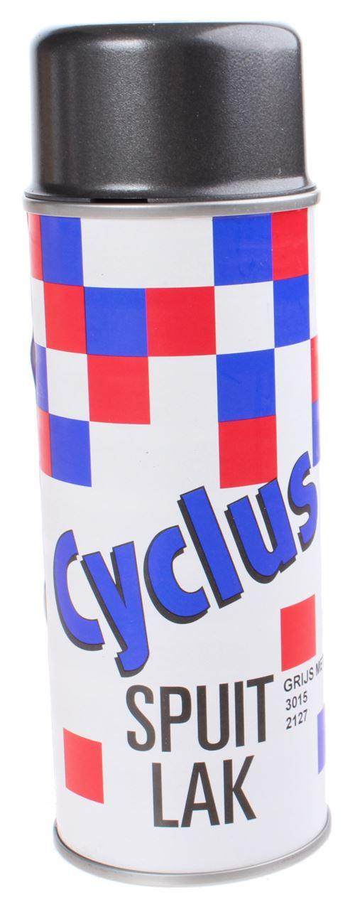Cyclus peinture aérosol gris 400ml