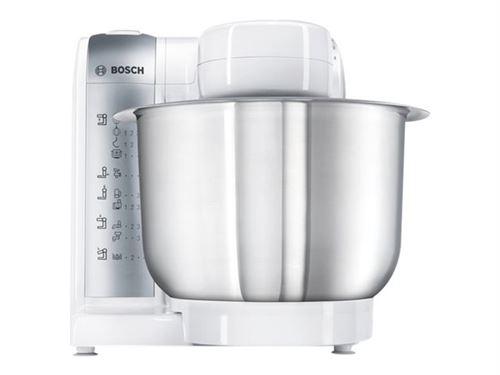 Bosch MUM 4 MUM48140DE - Robot multi-fonctions - 600 Watt - blanc