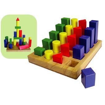 9 43 sur jeu de construction trieur de forme figures. Black Bedroom Furniture Sets. Home Design Ideas