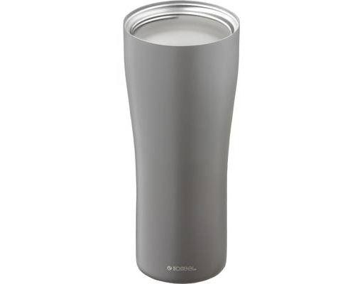 Gobelet isotherme isosteel va-9581qti 400 ml gris-titane
