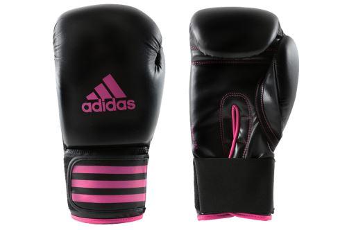 Gants de boxe Adidas power 14 oz Noir 14 oz 14 oz Noir Noir