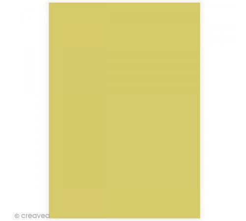 Papier Grain de Pollen A4 - 19 coloris - 5 feuilles