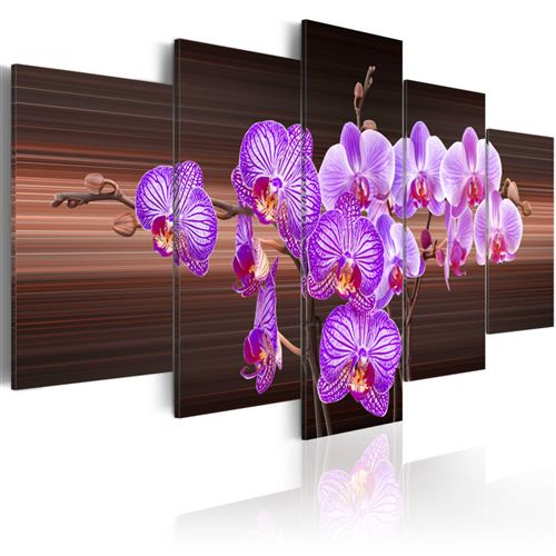Tableau - Flower of joy - Artgeist - 100x50