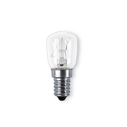 Xavax Lampe Réfrigérateur / congélateur 25W E14 Poire Transparent