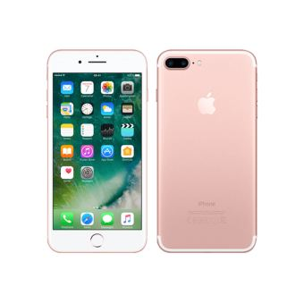 apple iphone 7 plus 128 go or rose reconditionn ou occasion smartphone achat prix fnac