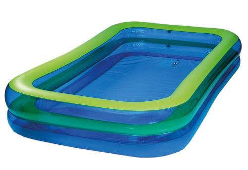Happy People piscine gonflable Wehncke Jumbo-Pool305x183x50 cm