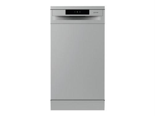 Gorenje GS 52010 S smartflex Essential/Videx Lave-vaisselle/A + +/9 maßgedecke/197 kWh/an/45 cm/Total Aqua Stop/Argent