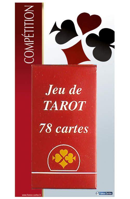 France cartes - 404478 - jeu de cartes - tarot 78 cartes