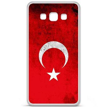 coque samsung a50 drapeau turquie