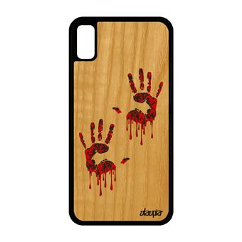 coque iphone xr zombie