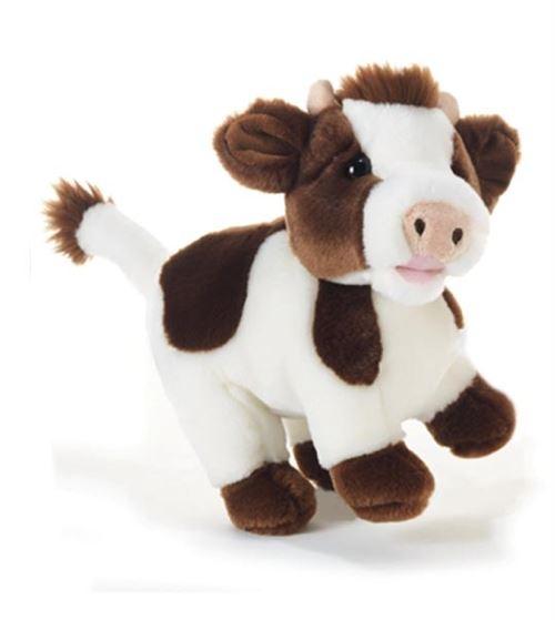 Peluche vache Regina 23 cm