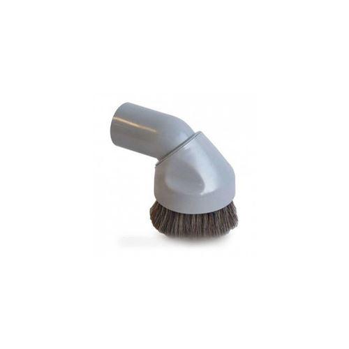 Brosse ronde orientable poils naturels pour aspirateur nilfisk advance - 7842422