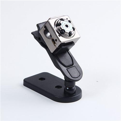 Mini Caméra et Enregistreur Vidéo Full HD 1920x1080p (Noir)