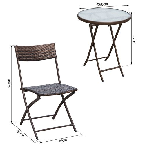 Places Salon Plateau De 2 Table Verre Pliable Ensemble Jardin Ronde dhQtsr