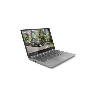 "Lenovo Yoga 530-14ARR 81H9 - Draaibaar design - Ryzen 3 2200U / 3.4 GHz - Win 10 Home 64 bits - 4 GB RAM - 128 GB SSD NVMe - 14"" aanraakscherm 1366 x 768 (HD) - AMD Radeon Vega - Wi-Fi, Bluetooth - onyx zwart"