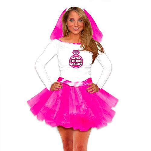 costume super future mariée