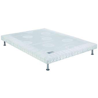 164 sur sommier tapissier bultex compl ment extra plat confort medium 3 zones 120x190 achat