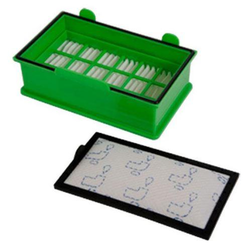 Filtre HEPA et filtre lavable Aspirateur ZR902601 ROWENTA, TEFAL - 255104