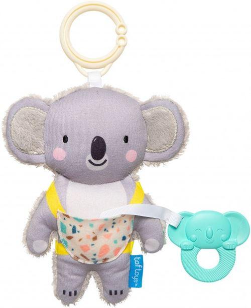 Taf Toys hochet Kimmy the Koalajunior 17 cm gris