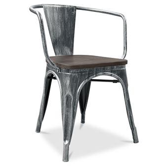 100EUR Sur A56 Chaise Factory Avec Assise En Bois Xavier Pauchard Style