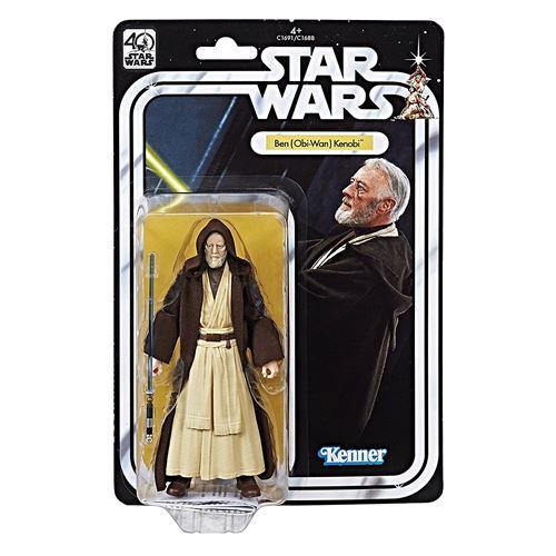 Figurine - Star Wars - Obi-Wan Kenobi Edition 40eme Anniversaire 15 cm